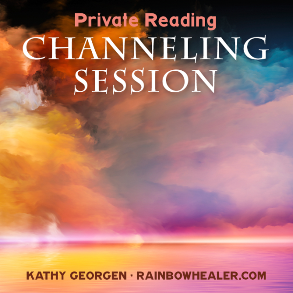 Private Channeling Session - Chicago Area