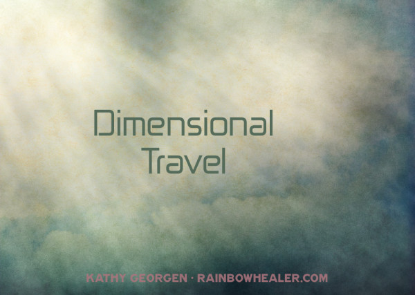 SATURDAY JUNE 26 • This workshop will teach you how to travel from this dimension into others. There′s so much out there to explore!