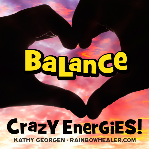 Wokshop to help you balance crazy energies